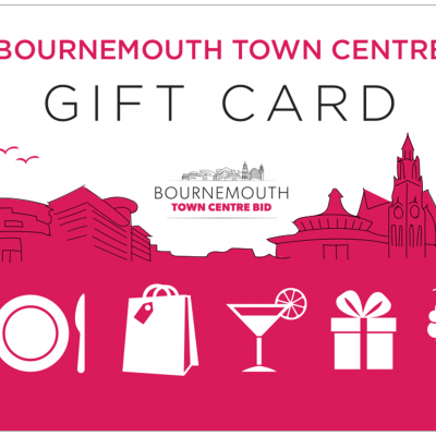 Bournemouth Gift Card